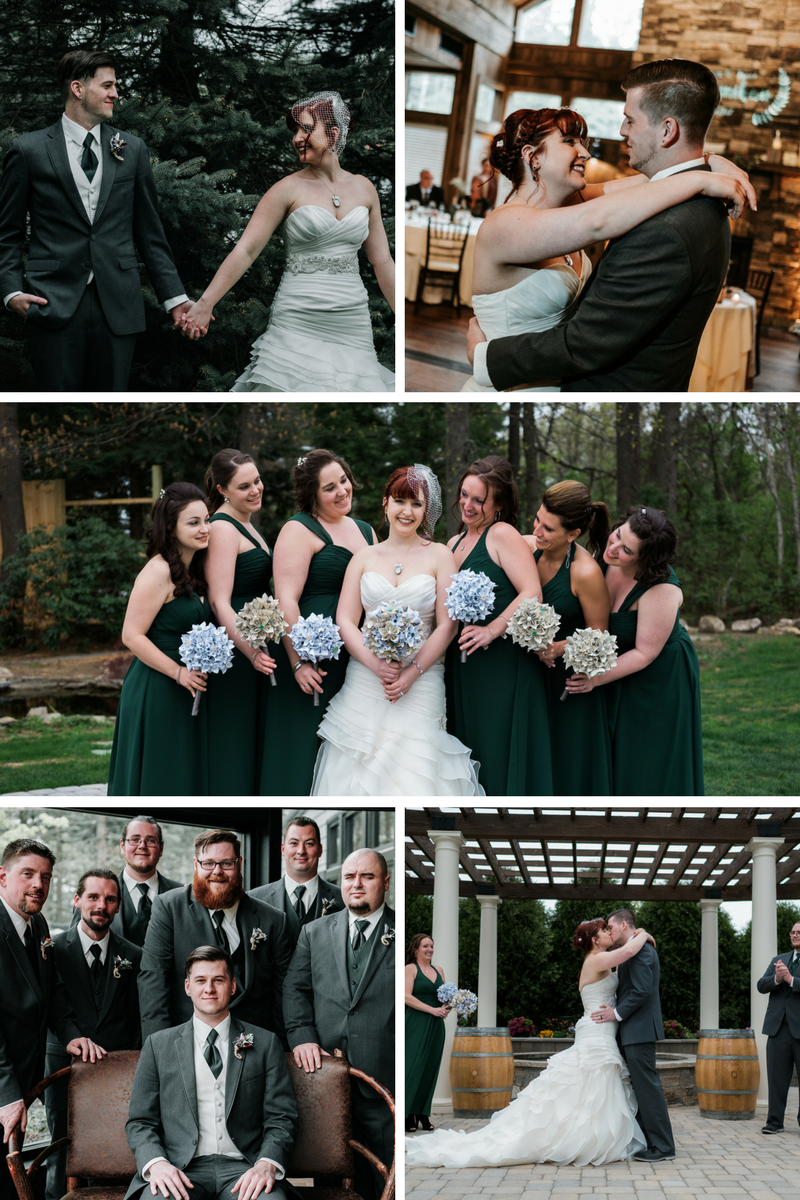 Wedding of the Week- Traci and James (2)