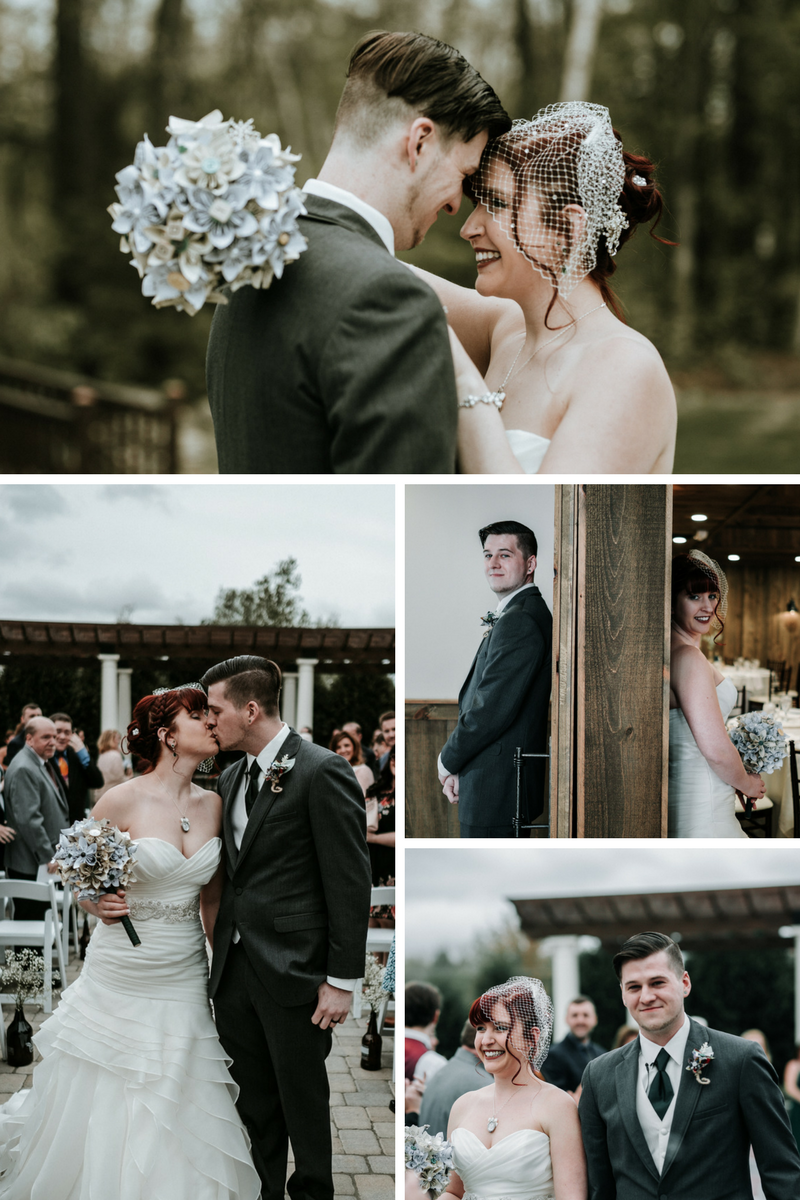Wedding of the Week- Traci and James
