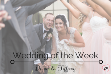 Wedding of the Week: David & Tiffany