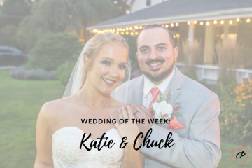 Wedding of the Week: Katie & Chuck