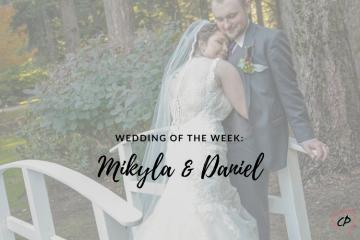 Wedding of the Week: Mikyla & Daniel