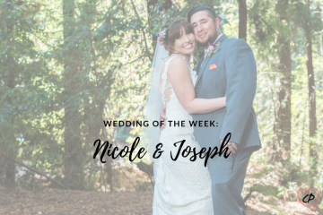 Wedding of the Week: Nicole & Joseph
