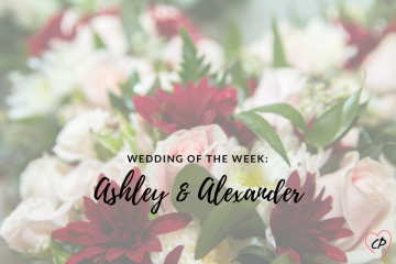 Wedding of the Week: Ashley & Alexander