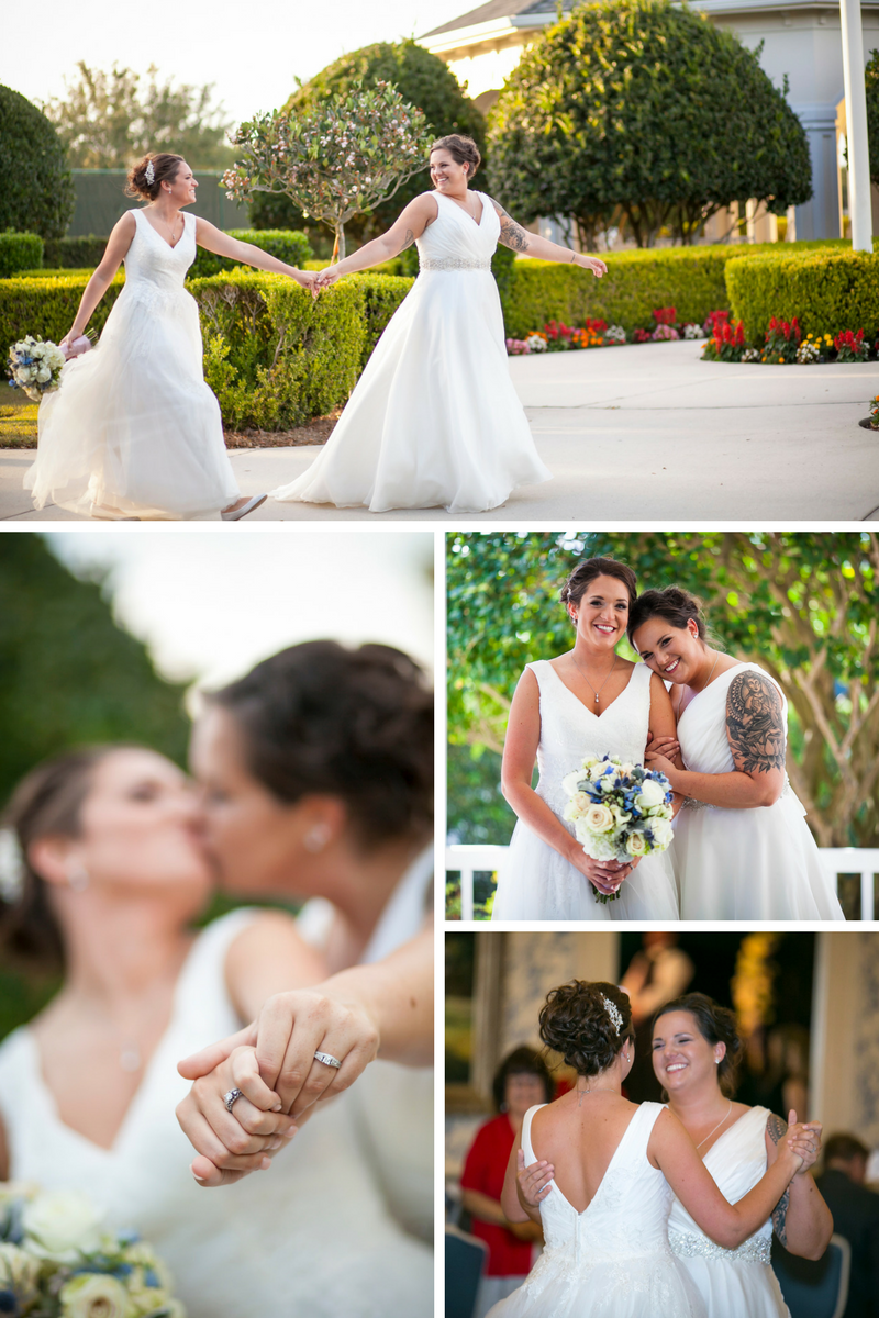 Wedding of the week- Emma and Christie (2)