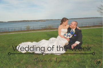 Wedding of the Week: Jason and Laura