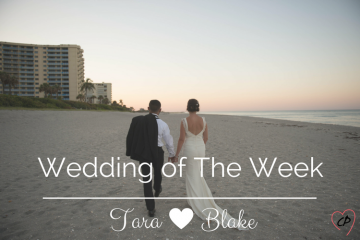 Wedding Of The Week: Tara and Blake