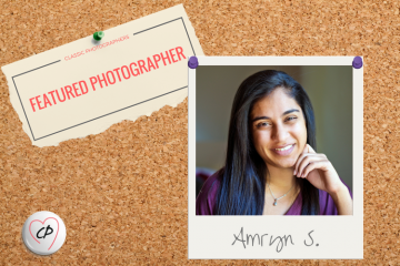 Classic Photographer's Featured Photographer: Amryn S.