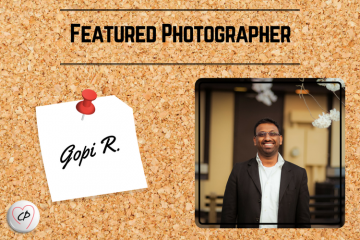 Classic Photographers' Featured Photographer: Gopi R.