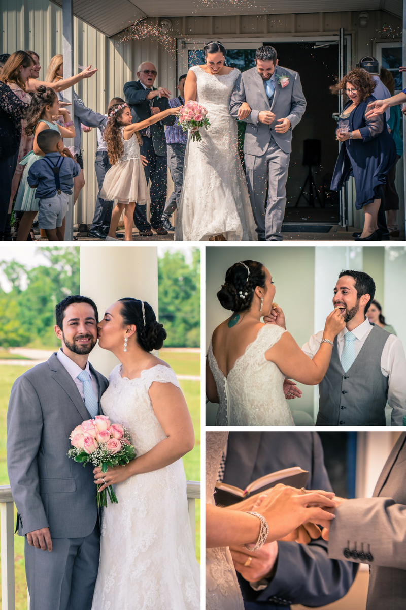 Wedding of the Week- Danielle and Jeffrey