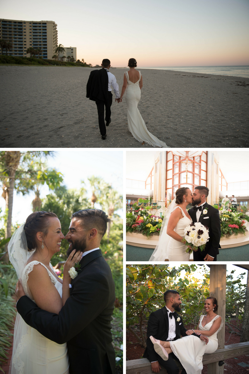 Wedding of the week- Tara and Blake