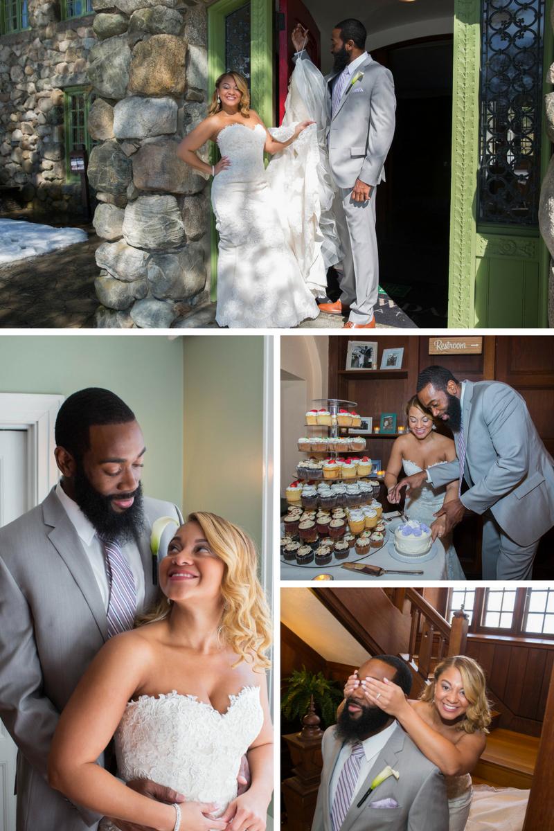 Wedding of the week- cynthia and jeff