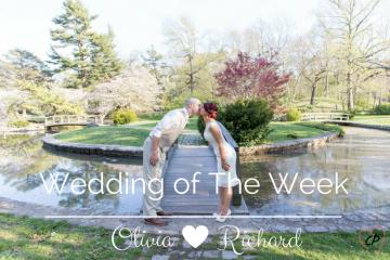 Wedding Of The Week: Olivia and Richard