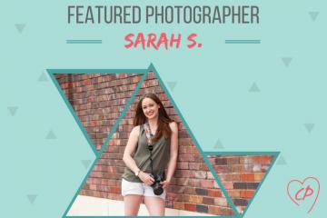 Featured Photographer: Sarah S.