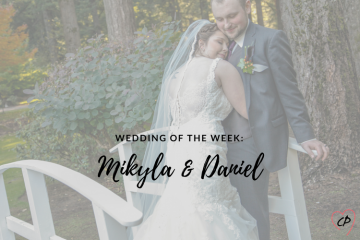 Wedding of the Week: Mikyla & Daniel
