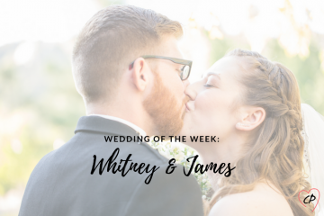 Wedding of the Week: Whitney & James