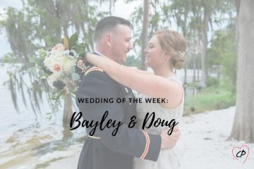 Wedding of the Week: Bayley & Doug