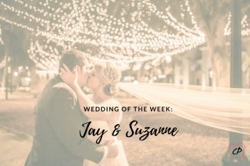 Wedding of the Week: Jay & Suzanne
