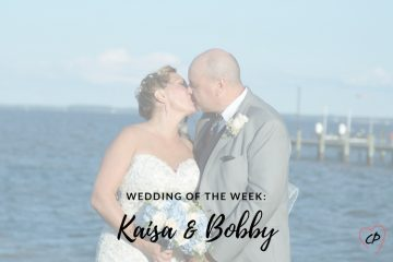 Wedding of the Week: Kaisa & Bobby
