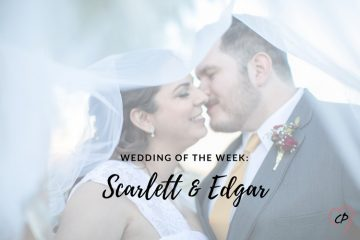 Wedding of the Week: Scarlett & Edgar