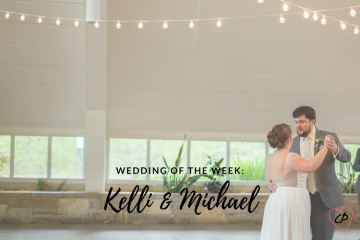 Wedding of the Week: Kelli & Michael