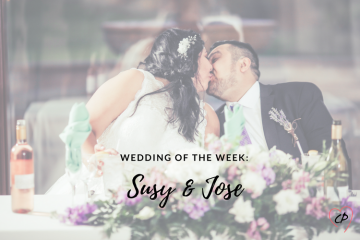 Wedding of the Week: Susy & Jose