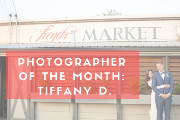 Photographer of the Month: Tiffany D.