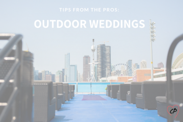 Pro Tips: Photographer Insight on Outdoor Weddings