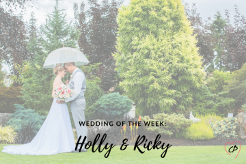 Wedding of the Week: Holly & Ricky