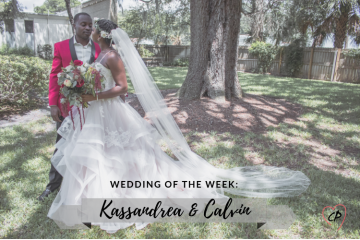 Wedding of the Week: Kassandrea & Calvin