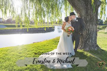Wedding of the Week: Ernestine & Michael