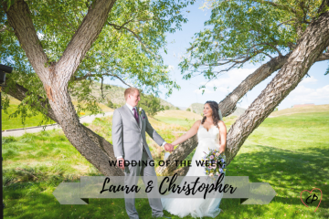 Wedding of the Week: Laura & Christopher