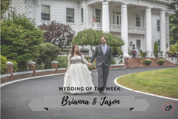 Wedding of the Week: Brianna & Jason