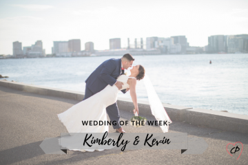 Wedding of the Week: Kimberly & Kevin