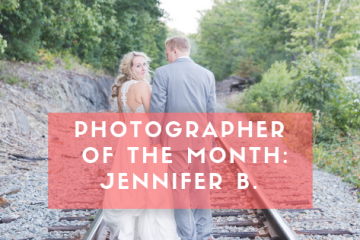 Photographer of the Month: Jennifer B.