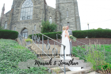 Wedding of the Week: Mariah & Jonathan