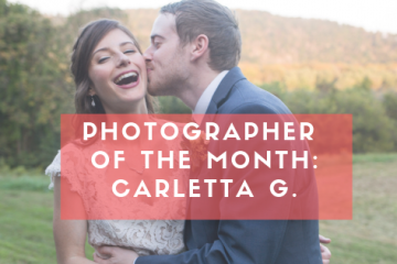 Photographer of the Month: Carletta G.