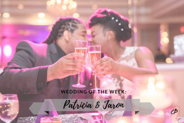 Wedding of the Week: Patricia & Jaron
