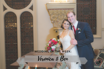 Wedding of the Week: Veronica & Ben