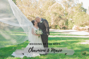 Wedding of the Week: Charmiene & Mario