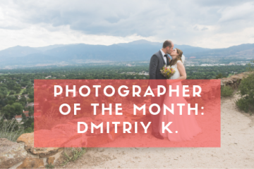 Photographer of the Month: Dmitriy K.