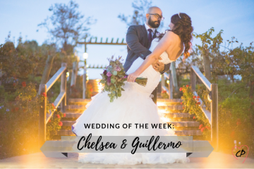Wedding of the Week: Chelsea & Guillermo