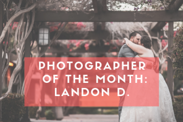 Photographer of the Month: Landon D.