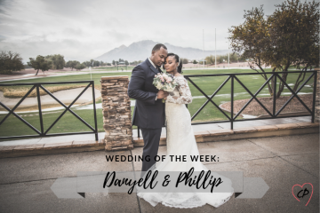 Wedding of the Week: Danyell & Phillip