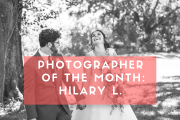 Photographer of the Month: Hilary L.