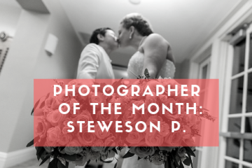 Photographer of the Month: Steweson P.