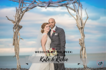 Wedding of the Week: Kate & Richie