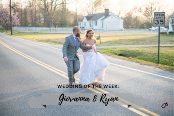 Wedding of the Week: Giovanna & Ryan