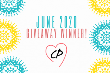 June 2020 Giveaway Winner