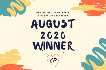 August 2020 Giveaway Winner