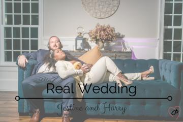 Real Wedding: Jestine & Harry